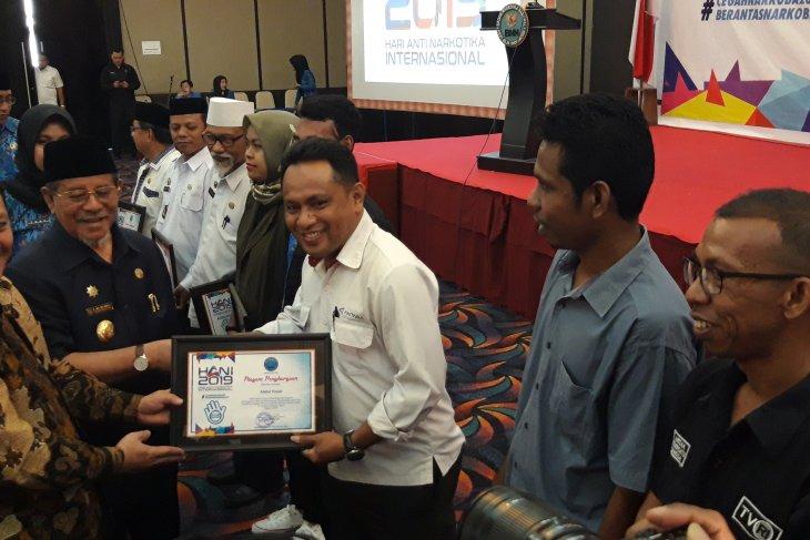 Gubernur Malut peringatan HANI momentum perang terhadap narkoba
