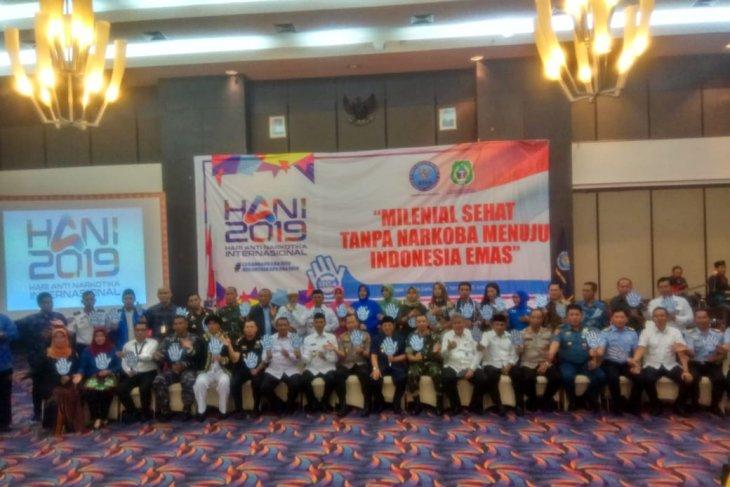 Gubernur Malut ingatkan generasi milenial siap hadapi tantangan