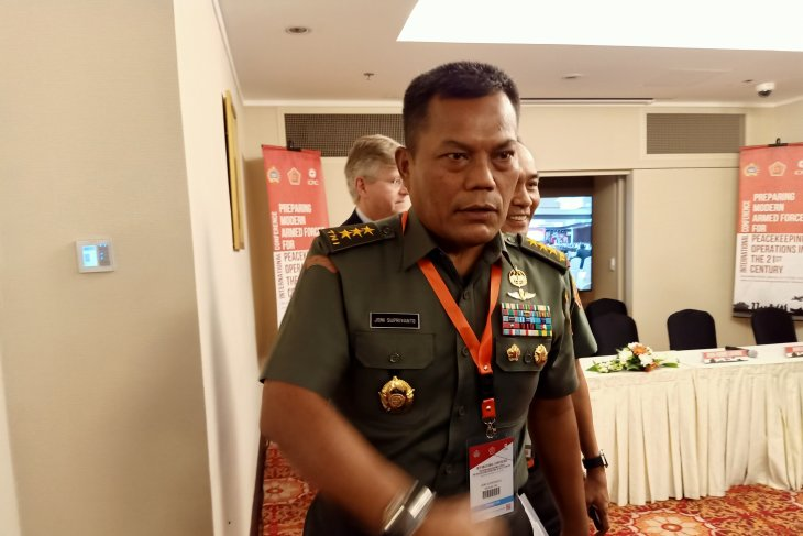 Indonesia kirim 4.000 pasukan perdamaian pada 2019