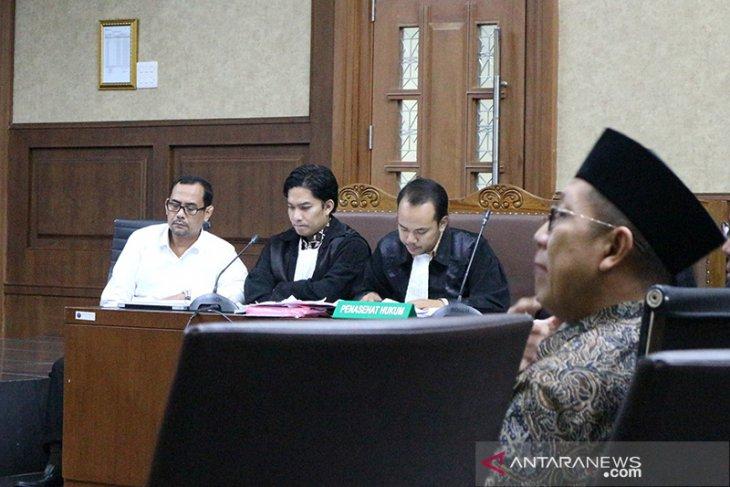 Menag Lukman bantah uang di mejanya terkait pemilihan rektor