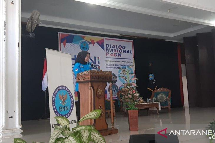 BNN Kabupaten Bangka catat 34 pecandu narkoba direhabilitasi