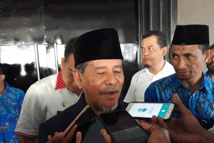 Gubernur minta Pemkab  Halut mediasi manajemen HNM dan demonstran