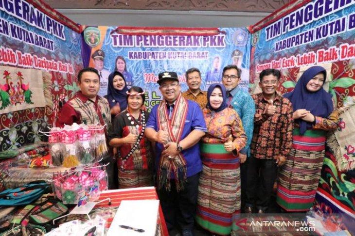 Expo center ajang promosi produk UP2K