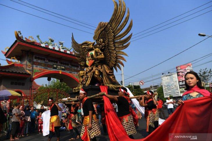 Meriahnya HUT ke-101 Kota Mojokerto