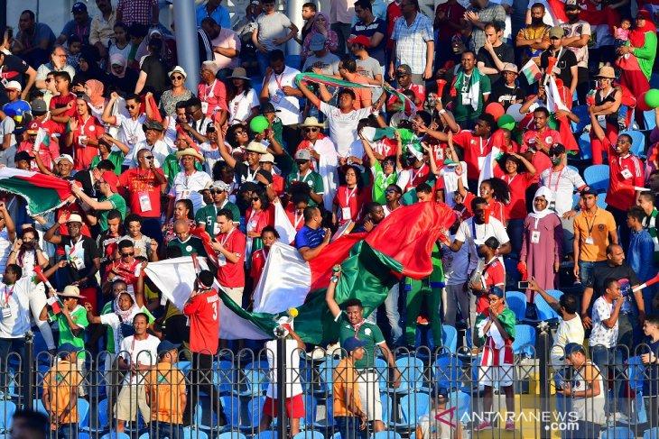 Madagaskar cetak sejarah kemenangan perdana di Piala Afrika