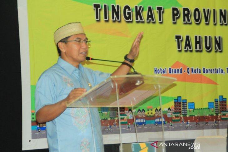 TKPRD Gorontalo bahas masalah wilayah perbatasan