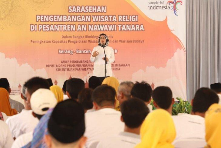 Pembangunan destinasi wisata religi Banten dimulai di Tanara