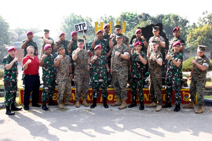 Indonesia-US joint marine exercise ends
