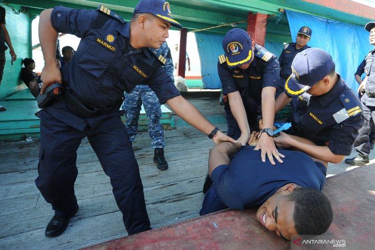 Bakamla: Perairan Indonesia masih jadi wilayah darurat narkoba