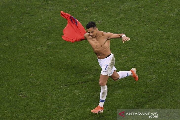 Solskjaer akui kepergian Sanchez ke Inter Milan dalam waktu dekat