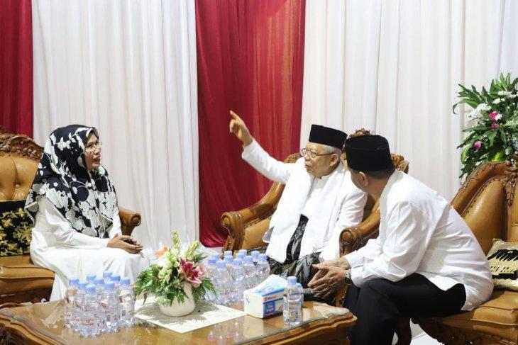 Bupati Serang sambut baik pembangunan wisata religi di Tanara