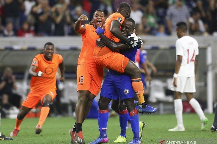Haiti singkirkan Kanada untuk melaju ke  semifinal Piala Emas