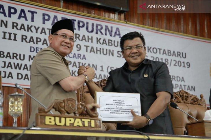 DPRD : APBD Kotabaru devisit Rp4,750 miliar