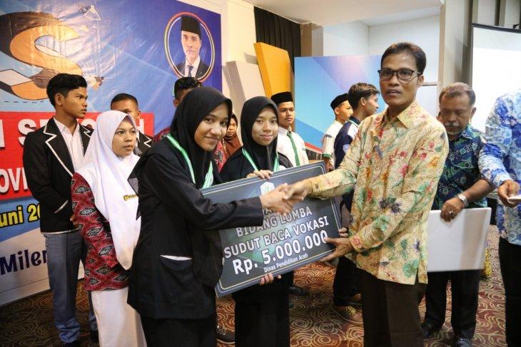 Enam pelajar wakili Aceh di FLS SMK Nasional