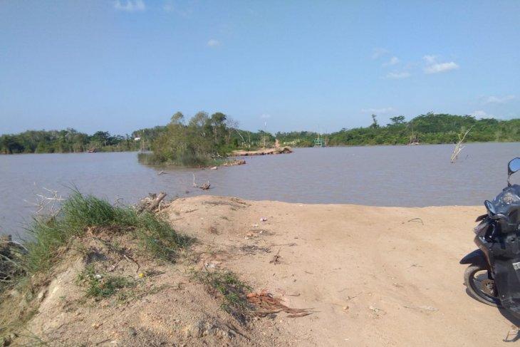 Aktivitas tambang timah ilegal marak di Desa Nibung Bangka Tengah