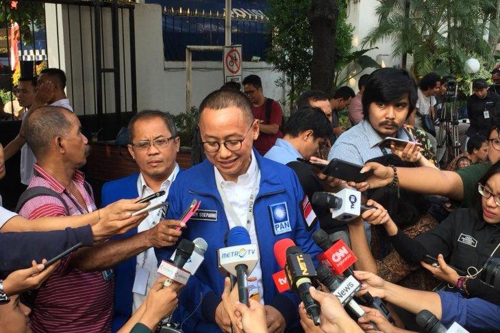 Parpol eks BPN juga hadir saat penetapan presiden dan wapres terpilih