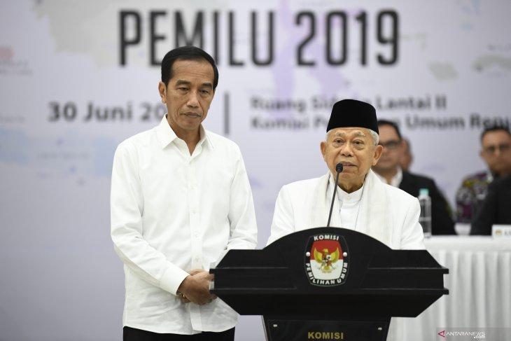Pekerjaan Jokowi dan Polri dalam penegakan hukum berkeadilan