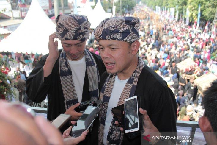 Wali Kota Bogor minta Jokowi perbaiki infrastruktur sekitar Istana Bogor