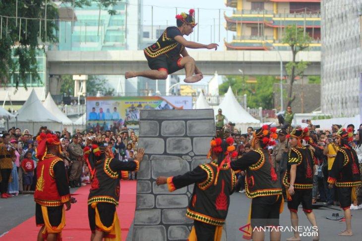 HUT Kota Medan, Pemkot  gelar perayaan Colourful Medan Carnival