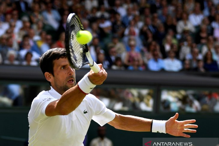 Novak Djokovic lalui 92 menit untuk capai putaran ketiga Wimbledon