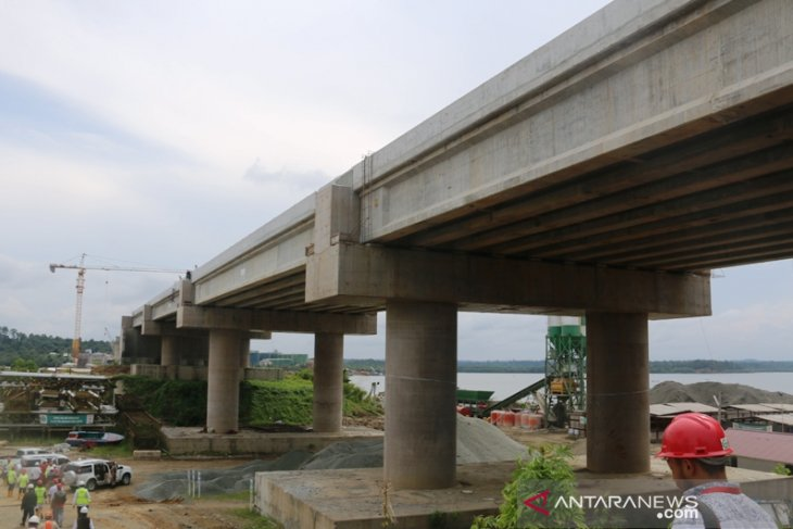 Gubernur optimistis Jembatan Pulau Balang pacu perekonomian Kalimantan