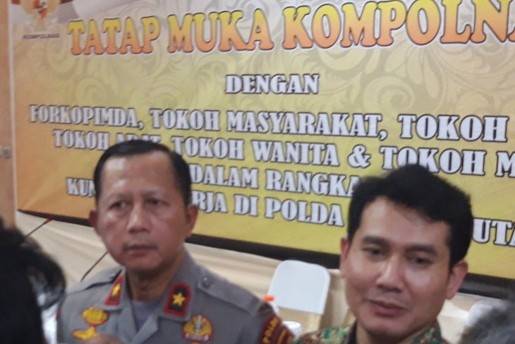 Komisioner Kompolnas kunjungi Malut pantau kinerja kepolisian