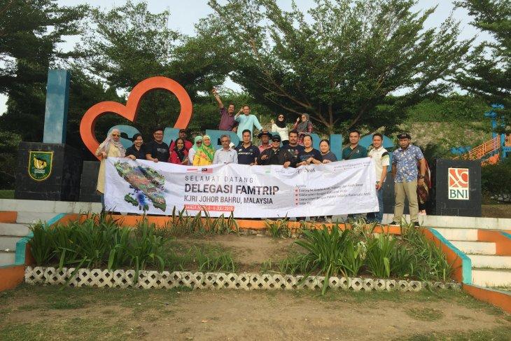 KJRI Johor Bahru gelar Famtrip ke  Sabang
