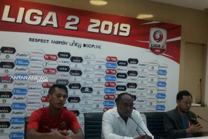 Sriwijaya FC kalahkan PSGC Ciamis