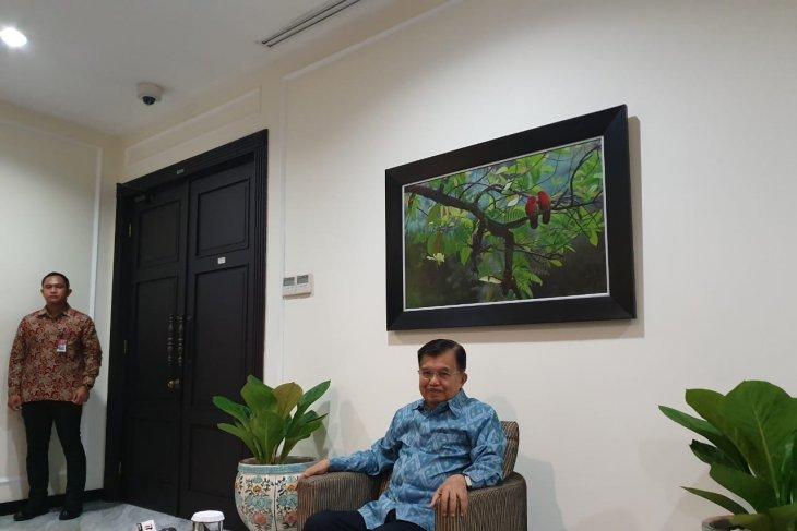 Jusuf Kalla Koalisi Jokowi-Maruf di DPR cukup aman