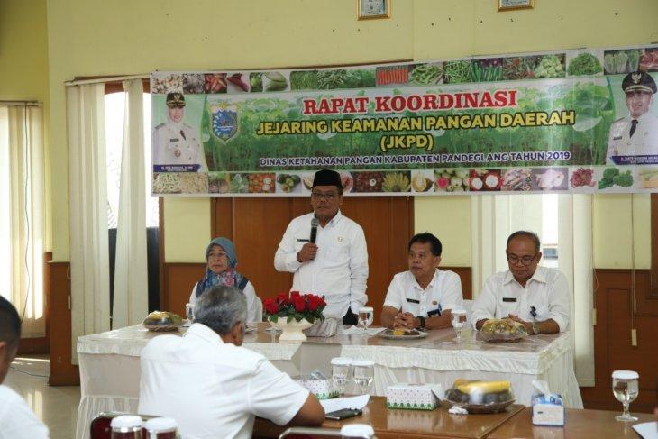 Rakor jejaringan keamanan pangan daerah