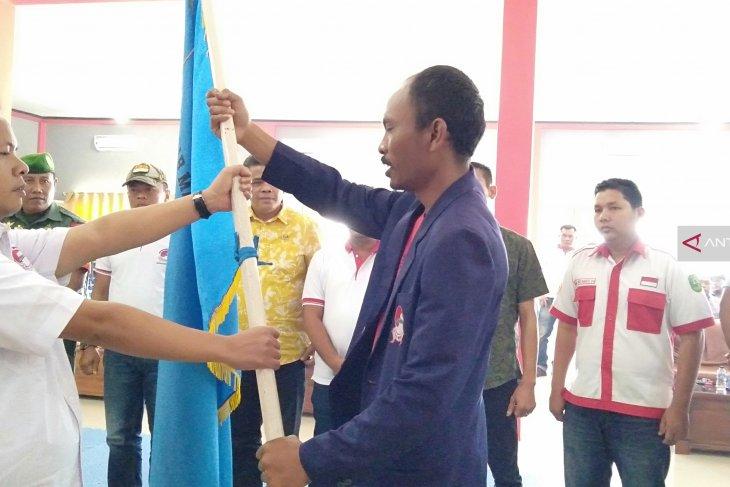 Dodi Martua terpilih sebagai ketua Wushu Madina