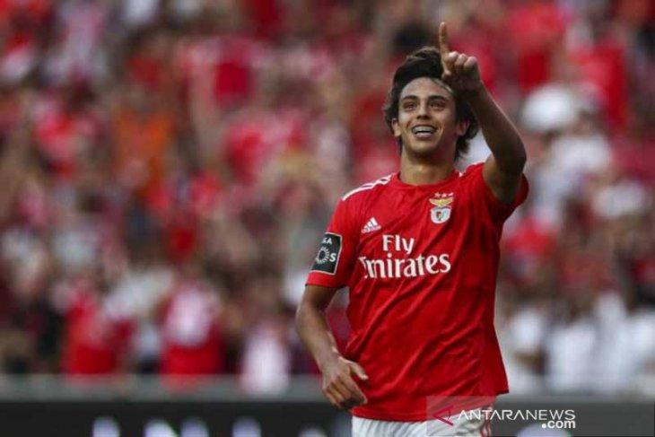 Joao Felix ingin jadi striker hebat bela Atletico Madrid