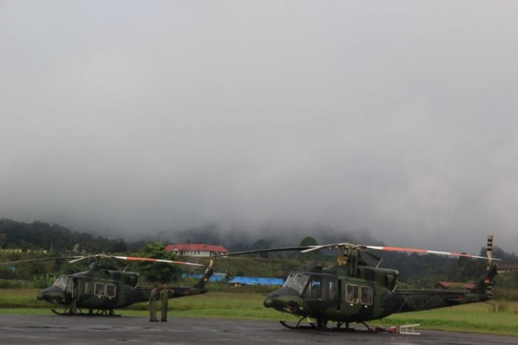 Search for missing Army helicopter mired by inhospitable weather
