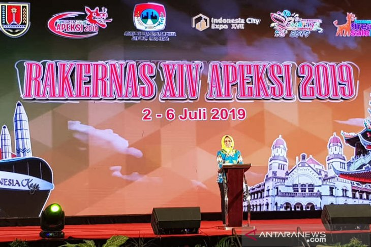 Tangerang Selatan direkomendasikan tuan rumah Munas Apeksi 2020
