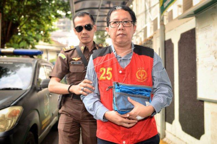 Joko Driyono dituntut 2,5 tahun penjara