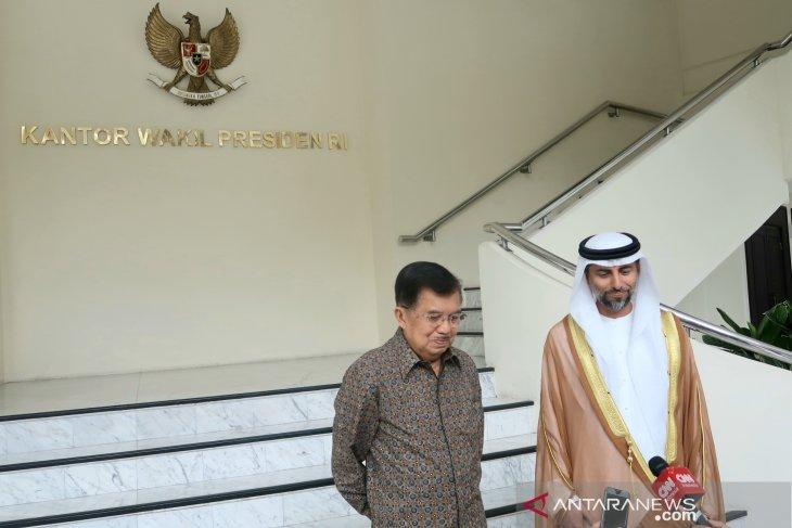 Indonesia y Los Emiratos Arabes Unidos discuten la mejora de la cooperación en materia de inversiones