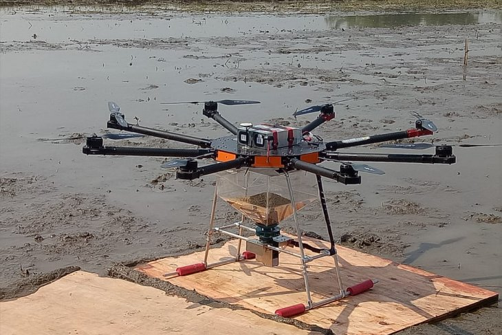 Government drafts regulations on drone
