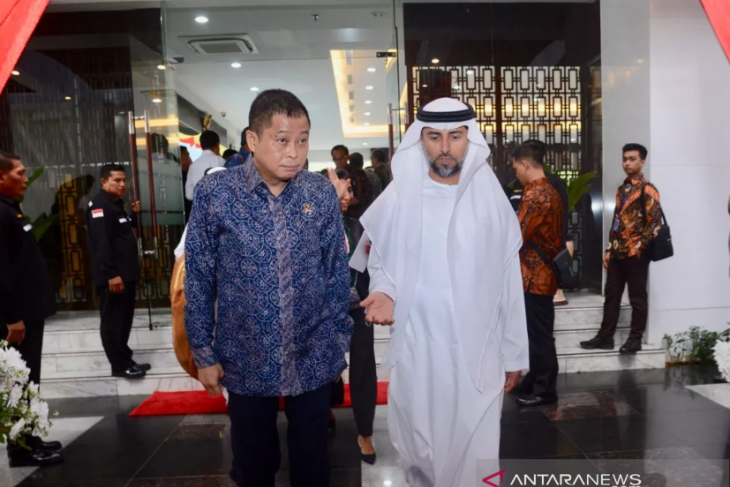 Indonesia targets US$5 billion oil and gas investment from UAE