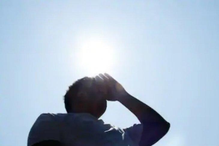 Waspada, cuaca panas masih berpotensi terjadi sepekan mendatang