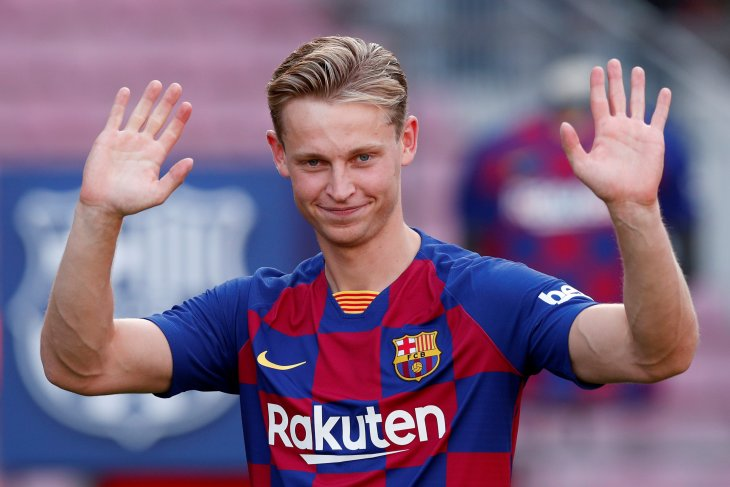 Ini alasan De Jong pilih Barcelona
