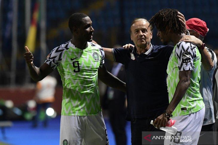 Pelatih Nigeria sebut Aljazair tidak lagi tim yang rapuh