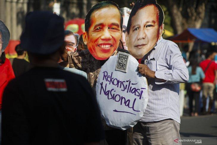 Rekonsiliasi Prabowo-Jokowi sebaiknya tidak ada embel-embel Habib Rizieq