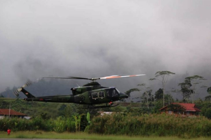 Search for MI 17 helicopter by land and air still produces no result