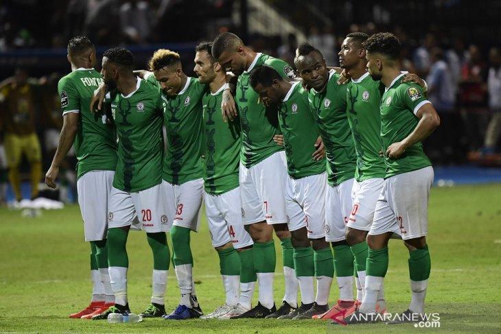 Madagaskar singkirkan Kongo lewat adu penalti menuju perempat final Piala Afrika 2019