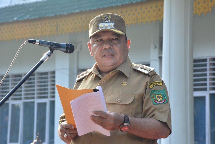 Bupati Langkat bantah OTT di Dinas Perikanan dan Kelautan