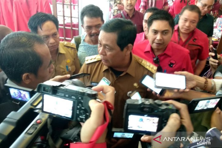 Governor confident South Kalimantan will be state capital