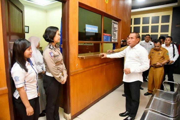 Gubernur: Penetapan Dirut Bank Sumut tunggu hasil uji OJK