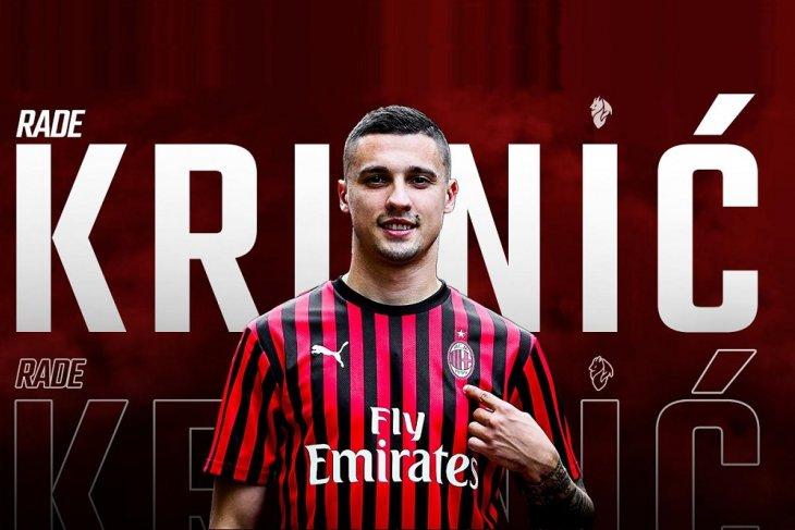 Milan beli gelandang Empoli  Rade Krunic