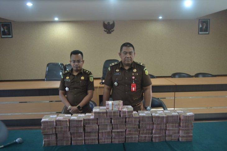 Kejaksaan Negeri Pontianak klaim selamatkan uang negara Rp4,7 miliar
