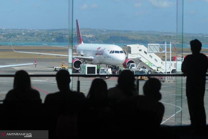 Januari-Juni 2019, Bandara Ngurah Rai layani 11 juta penumpang